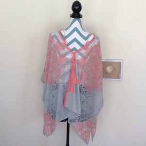 Free People Top/Cover-up Size L
